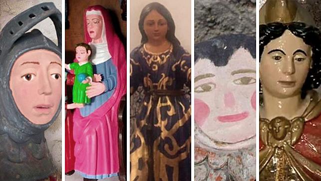 El eccehomo, la Inmaculada de Valencia o el querubín de Reinosa: entre la anécdota y la agresión al patrimonio cultural