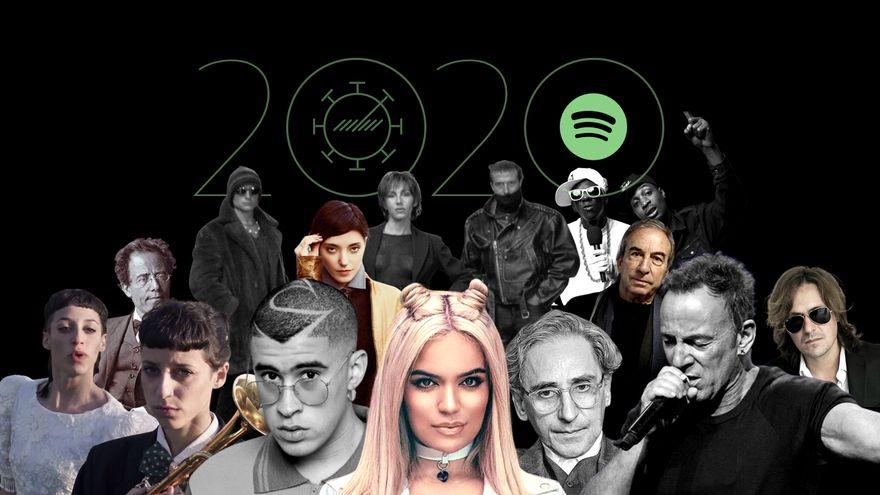 Battiato, Bad Bunny o Mecano: las canciones que nos acompañaron durante el confinamiento (y casi todo el año)