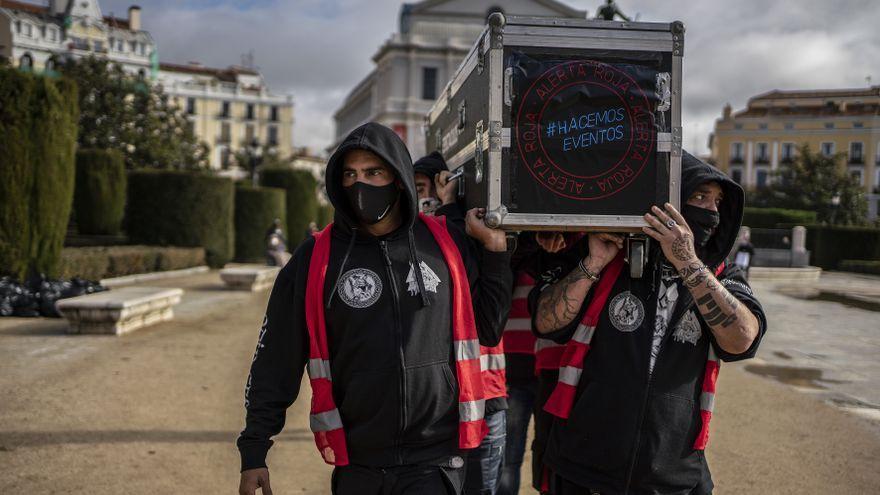 La cultura sufre la mayor destrucción de empleo en un año por la pandemia: 42.100 trabajadores menos