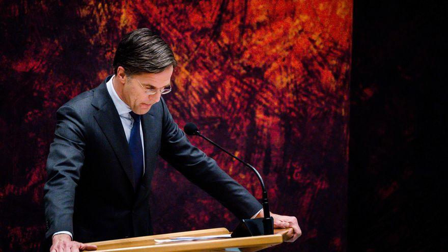 Mark Rutte supera la moción de censura, pero recibe la desaprobación del Parlamento de Países Bajos