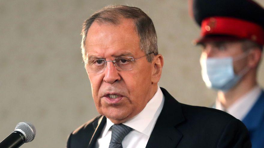 Rusia escala la tensión y responde a las sanciones de EEUU con la expulsión de diez diplomáticos