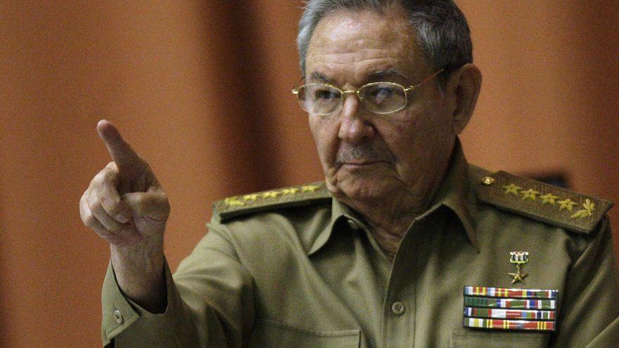 Raúl Castro dejará el liderazgo del Partido Comunista Cubano en el Congreso que empieza hoy