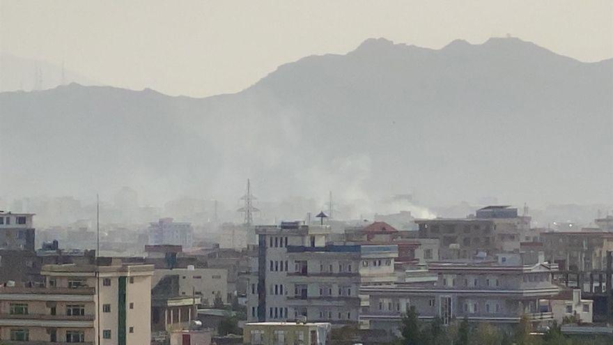 Al menos cinco muertos tras una explosión cerca del aeropuerto de Kabul
